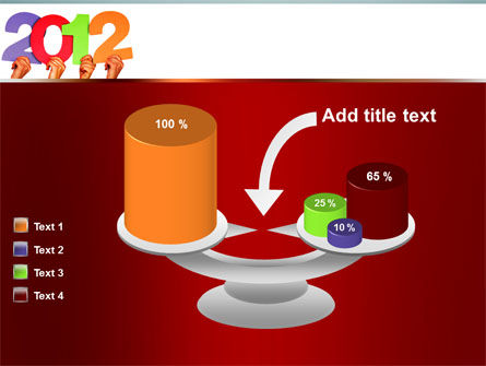 2012 PowerPoint Template Slide 10
