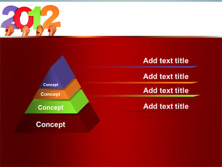 2012 PowerPoint Template Slide 12