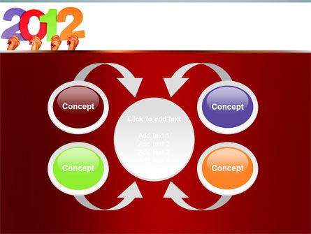 2012 PowerPoint Template Slide 6