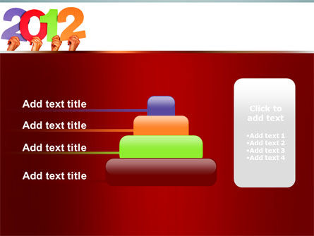 2012 PowerPoint Template Slide 8