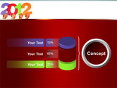 2012 PowerPoint Template#11