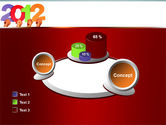 2012 PowerPoint Template#16