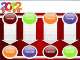 2012 PowerPoint Template#18