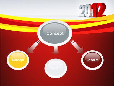 2012 Year PowerPoint Template, Slide 4, 08947, Business — PoweredTemplate.com