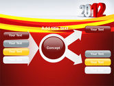 2012 Year PowerPoint Template#14
