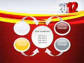 2012 Year PowerPoint Template#6