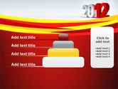2012 Year PowerPoint Template#8