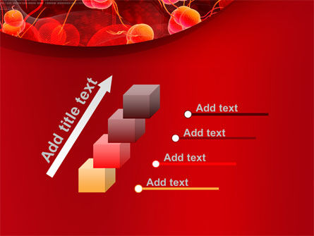 Blood Cells PowerPoint Template Slide 14