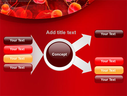 Blood Cells PowerPoint Template Slide 15