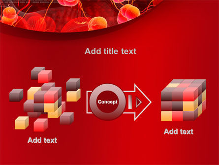 Blood Cells PowerPoint Template Slide 17