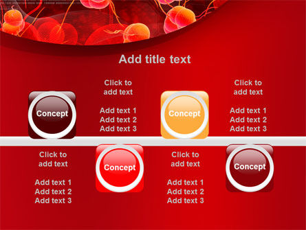 Blood Cells PowerPoint Template Slide 18