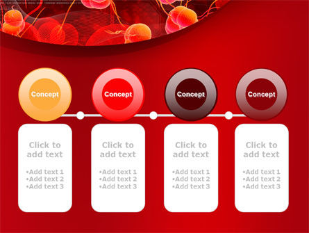 Blood Cells PowerPoint Template Slide 5