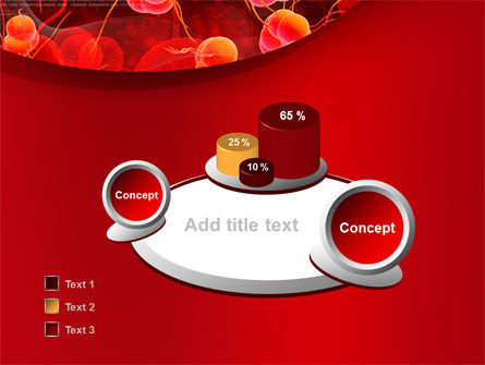 Blood Cells PowerPoint Template Slide 6