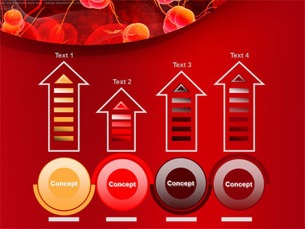 Blood Cells PowerPoint Template Slide 7