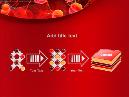 Blood Cells PowerPoint Template Slide 9