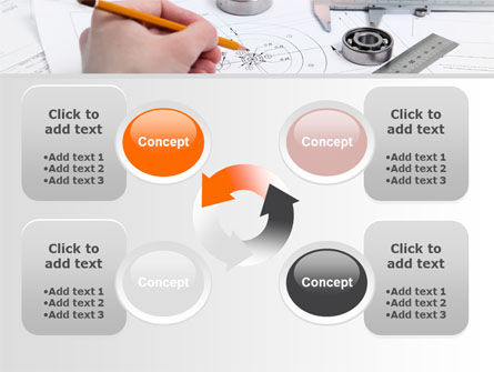 Technical Engineering PowerPoint Template Slide 9