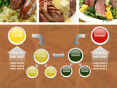 Cooked Food PowerPoint Template#19
