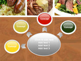 Cooked Food PowerPoint Template#7