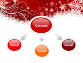 Snowflake Blizzard PowerPoint Template#4