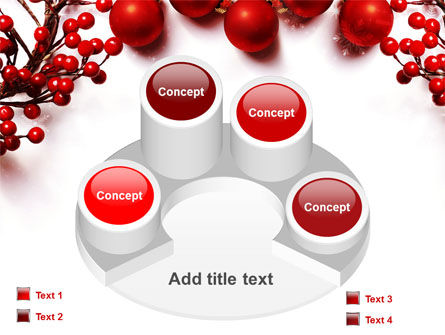 Rowanberry PowerPoint Template Slide 12
