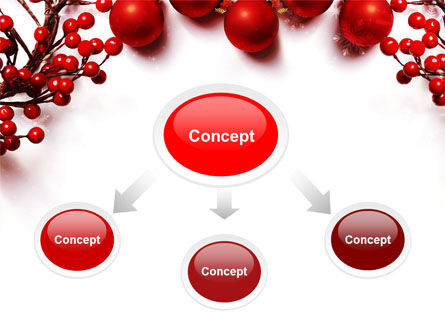 Rowanberry PowerPoint Template, Slide 4, 08966, Holiday/Special Occasion — PoweredTemplate.com