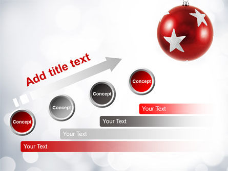 Christmassy PowerPoint Template Slide 9