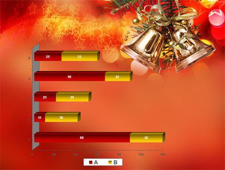 Bells On Christmas Tree PowerPoint Template Slide 17