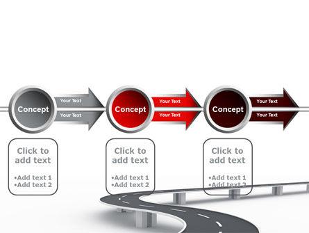 Road Overpass PowerPoint Template Slide 11