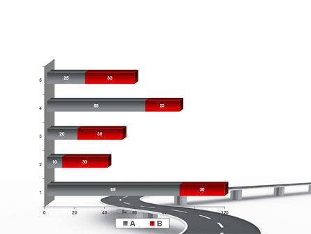 Road Overpass PowerPoint Template Slide 17
