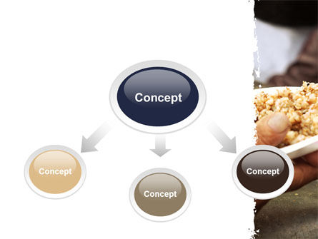 Charitable Food PowerPoint Template Slide 4