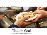Charitable Food PowerPoint Template#20