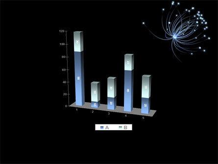 Optic Fiber line PowerPoint Template Slide 17