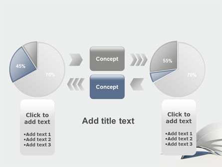 Gray Arch PowerPoint Template Slide 16