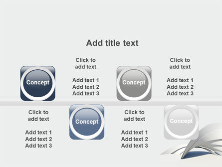 Gray Arch PowerPoint Template Slide 18
