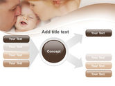 Baby's Family PowerPoint Template#14
