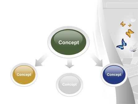 Habitat Design PowerPoint Template, Slide 4, 08984, Construction — PoweredTemplate.com