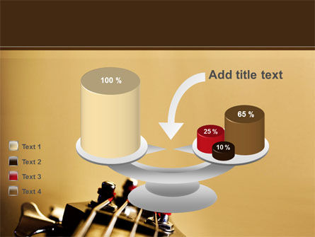 Bass Guitar PowerPoint Template Slide 10