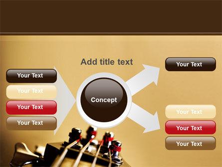 Bass Guitar PowerPoint Template Slide 14