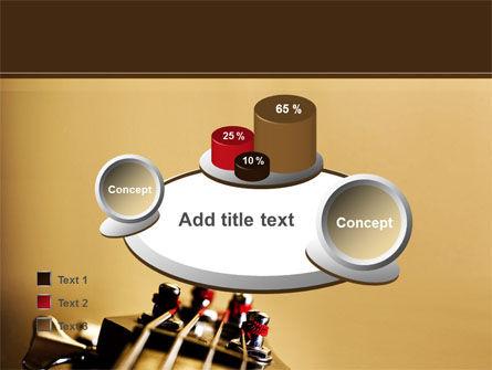Bass Guitar PowerPoint Template Slide 16
