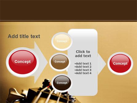 Bass Guitar PowerPoint Template Slide 17