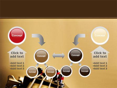 Bass Guitar PowerPoint Template Slide 19