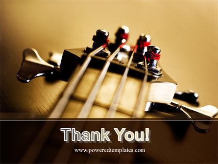 Bass Guitar PowerPoint Template Slide 20