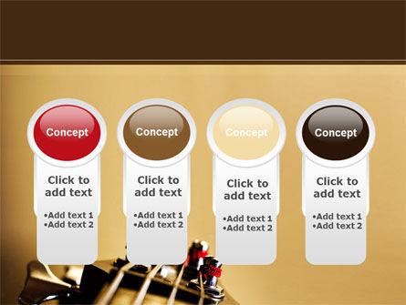 Bass Guitar PowerPoint Template Slide 5