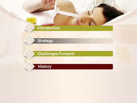 Healing PowerPoint Template, Slide 3, 08987, Medical — PoweredTemplate.com