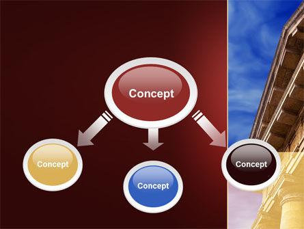 Classic Greece Portico PowerPoint Template, Slide 4, 08990, Education & Training — PoweredTemplate.com