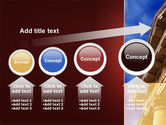 Classic Greece Portico PowerPoint Template#13