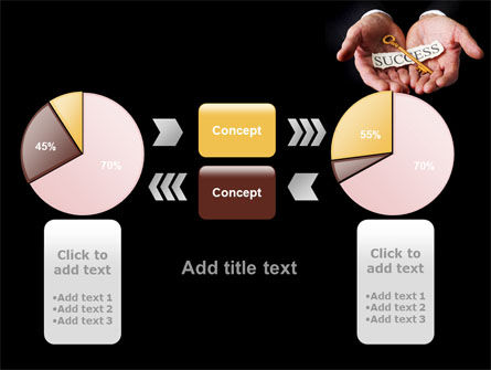 Key To Success In Your Hands PowerPoint Template Slide 16