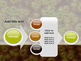 Toroidal Virus Free PowerPoint Template#17