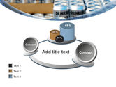 Cans of Water PowerPoint Template#16