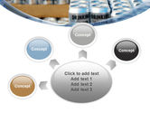 Cans of Water PowerPoint Template#7